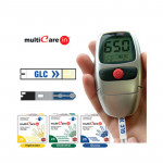 Test Strips & Control Solution