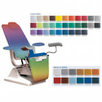 Examination Chairs - for gynaecology, urology and proctology/Accessories