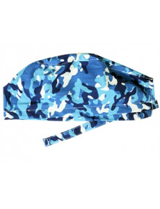 FUNNY CAP - MILITARY BLUE - M
