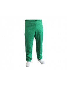 TROUSERS - COTTON/POLYESTER...