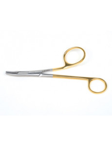 GOLD GILLIES NEEDLE HOLDER...