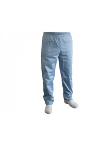TROUSERS - COTRON/POLYESTER...