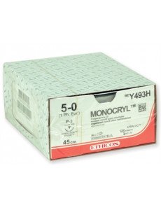 ETHICON MONOCRYL ABSORBABLE...