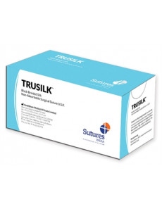 TRUSILK NON ABSORB. SUTURE...