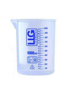 LLG-Griffin beakers, PP