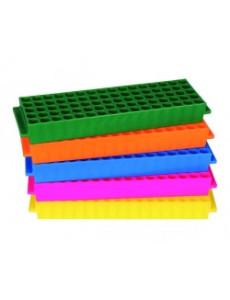 LLG-Microtube racks, PP,...