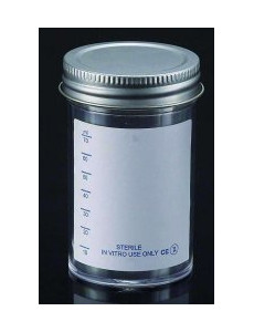 LLG-Sample containers, PS,...