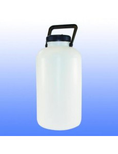 LLG-Bottles, wide mouth, HDPE